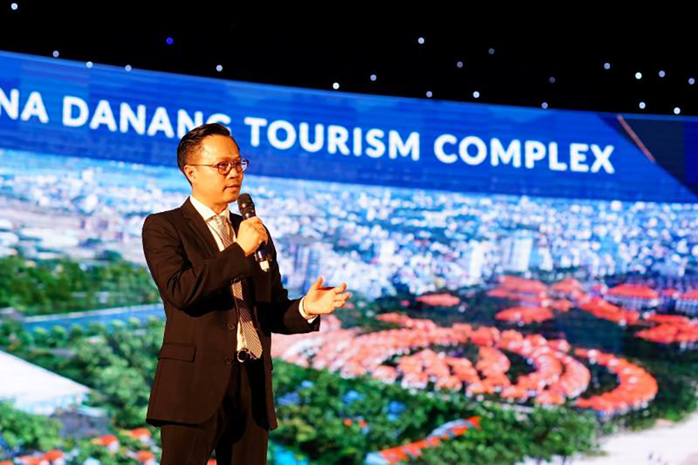 Showcase Of Ariyana Tourism Complex At Ariyana Convention Centre
