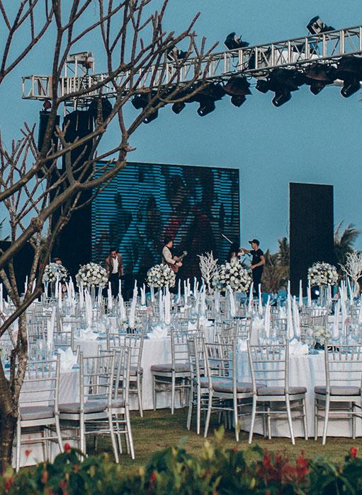 GARDEN WEDDING OF BRIDE DIEM THUY & GROOM CHAU NAM