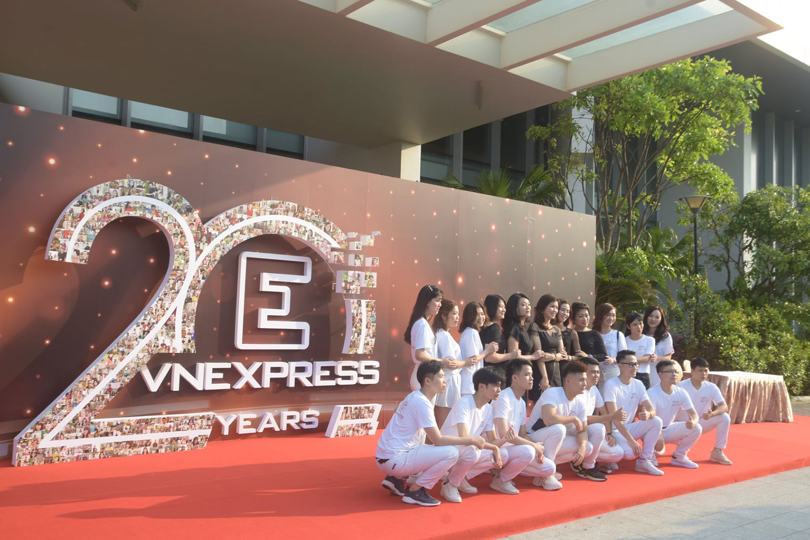 20TH ANNIVERSARY OF VNEXPRESS