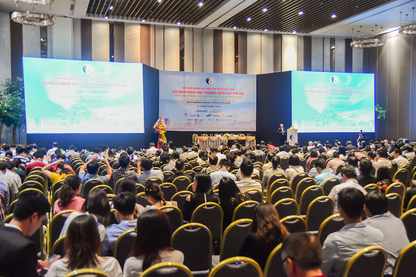 21ST CONGRESS OF VN SOCIETY OF RADIOLOGY & NUCLEAR MEDICINE