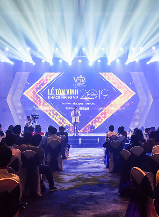 DHG PHARMA VIP AWARDS 2019