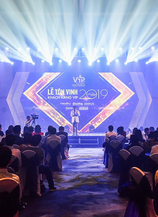 LỄ TÔN VINH KHÁCH HÀNG VIP DƯỢC HẬU GIANG 2019