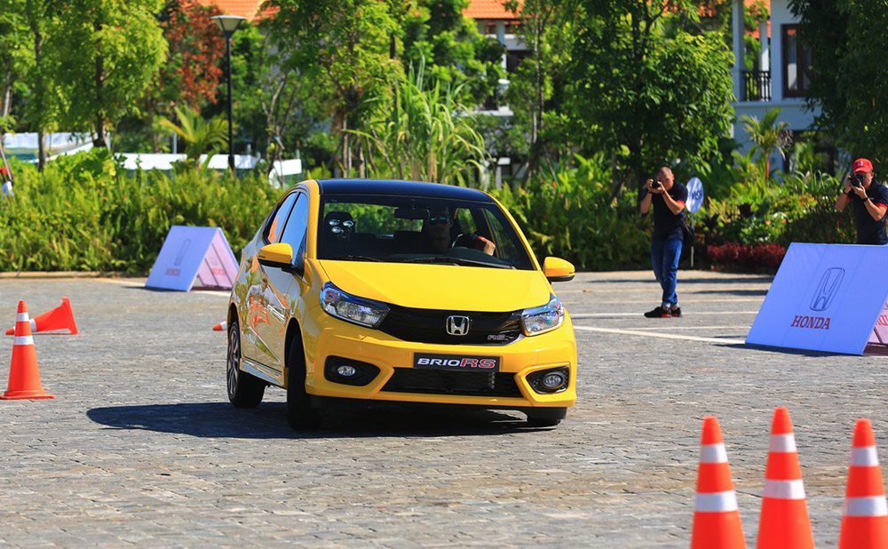 HONDA BRIO 2019 TEST DRIVE EVENT