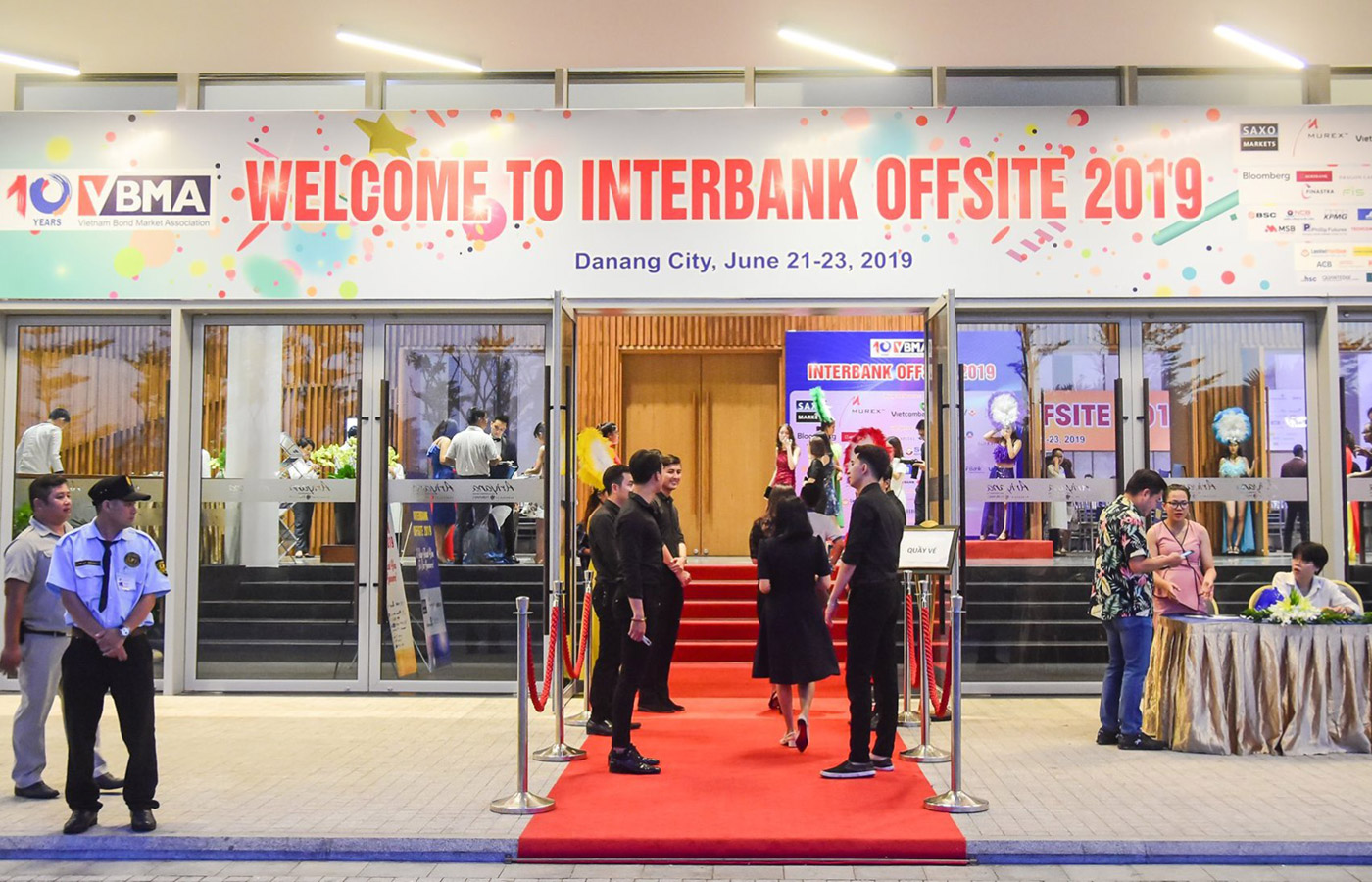 INTERBANK OFFSITE 2019<br />