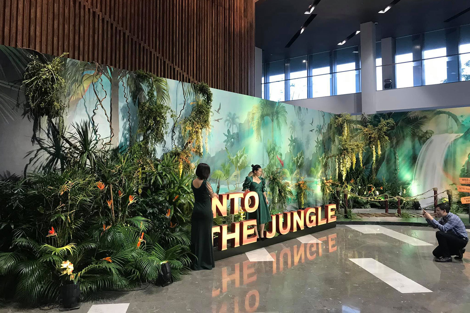"""INTO THE JUNGLE"" GALA DINNER AND ACTIVATION DAY 2021"