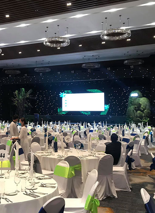 """""""INTO THE JUNGLE"""" GALA DINNER AND ACTIVATION DAY 2021"""