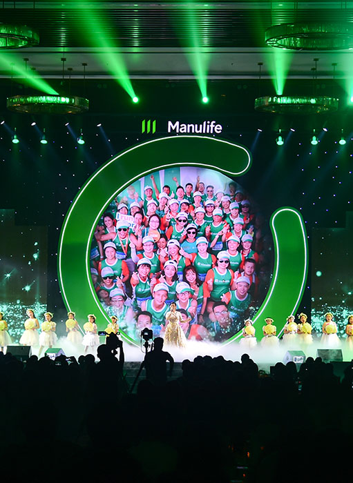 MANULIFE VIETNAM'S 20-YEAR CELEBRATION: MOVE FORWARD