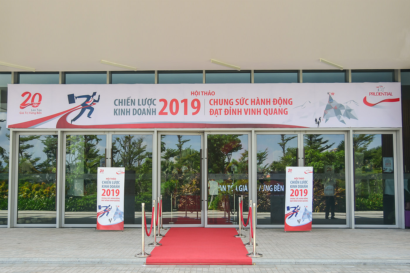 PRUDENTIAL VIETNAM   BUSINESS STRATEGY CONFERENCE 2019