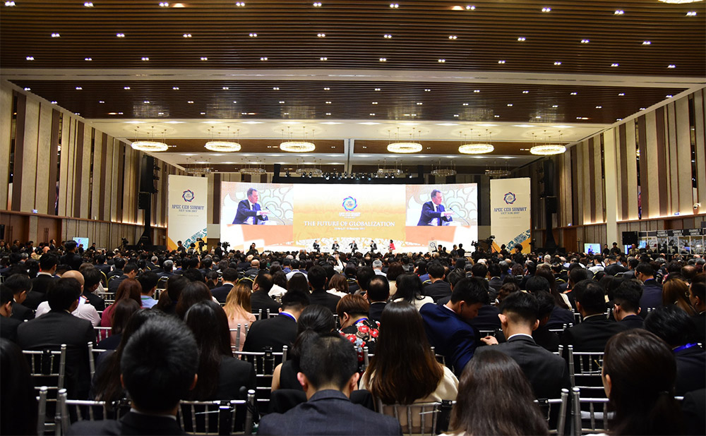 APEC 2017 ATTENDED BY 21 HEADS OF STATE