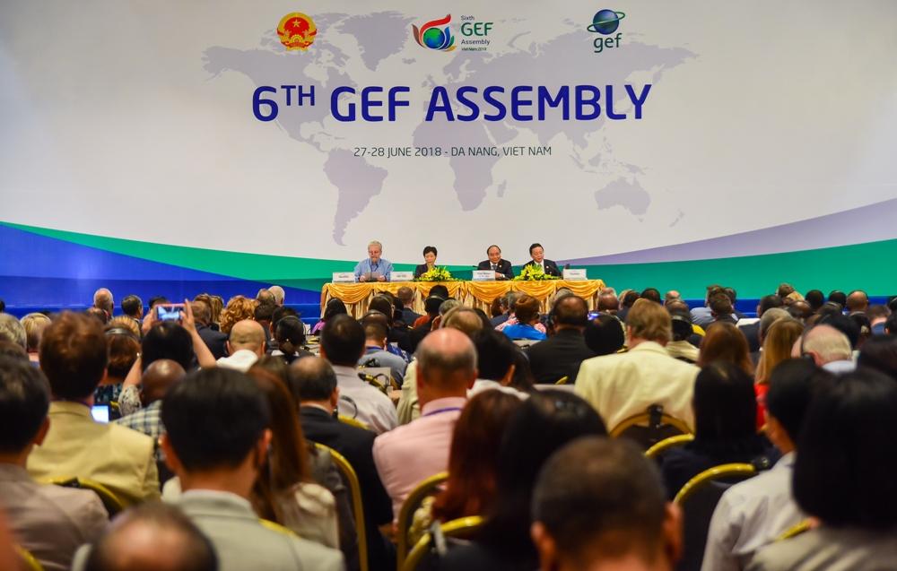 Global Environment Facility meets in Danang