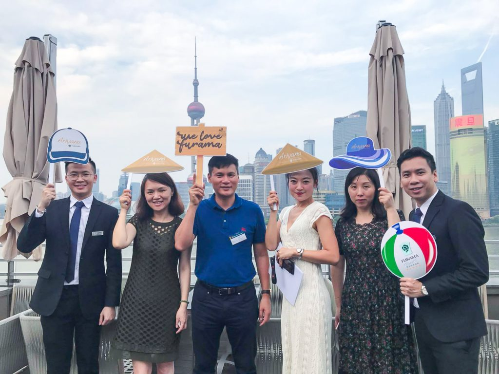 Furama Danang – Managed Ariyana Tourism Complex Promoted M.I.C.E Market In Shanghai, China