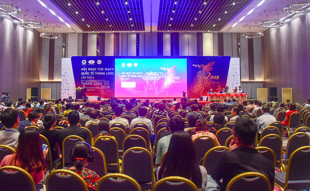 THANG LONG INTERNATIONAL CONFERENCE ON CARDIOLOGY 2018