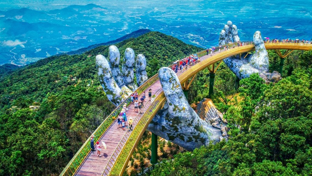 Vietnam's Golden Bridge among Time's top 100 destinations this year