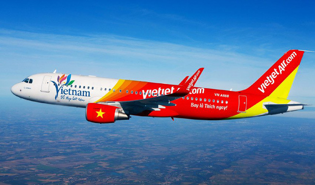 Vietjet Air Launches New Flights Connecting Danang And Big Cities