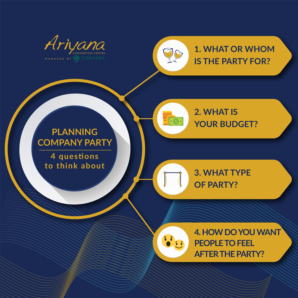 Planning a Company Party