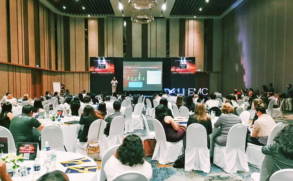 DELL EMC – APJ Partner Marketing Summit