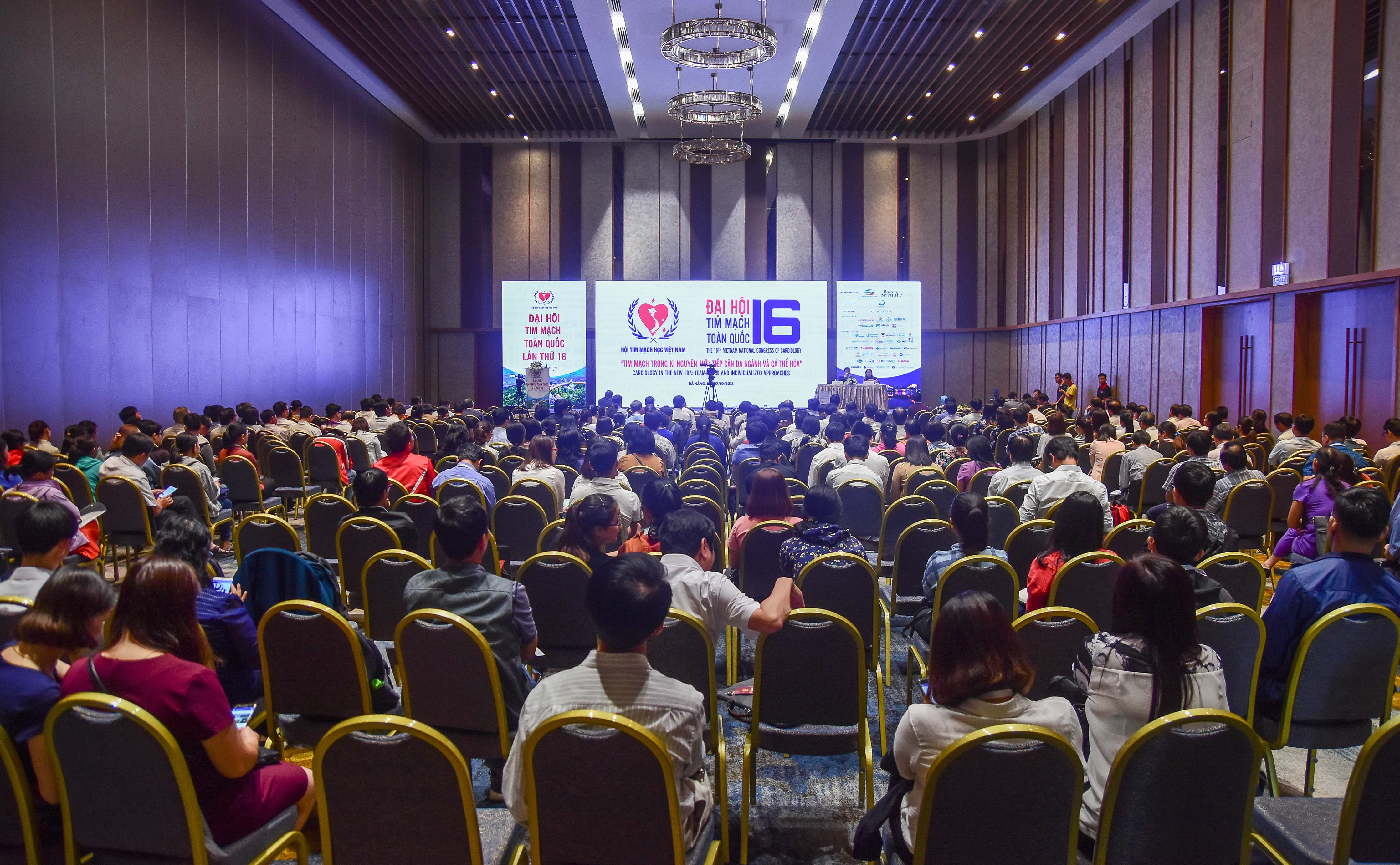 THE 16th VIETNAM NATIONAL CONGRESS OF CARDIOLOGY
