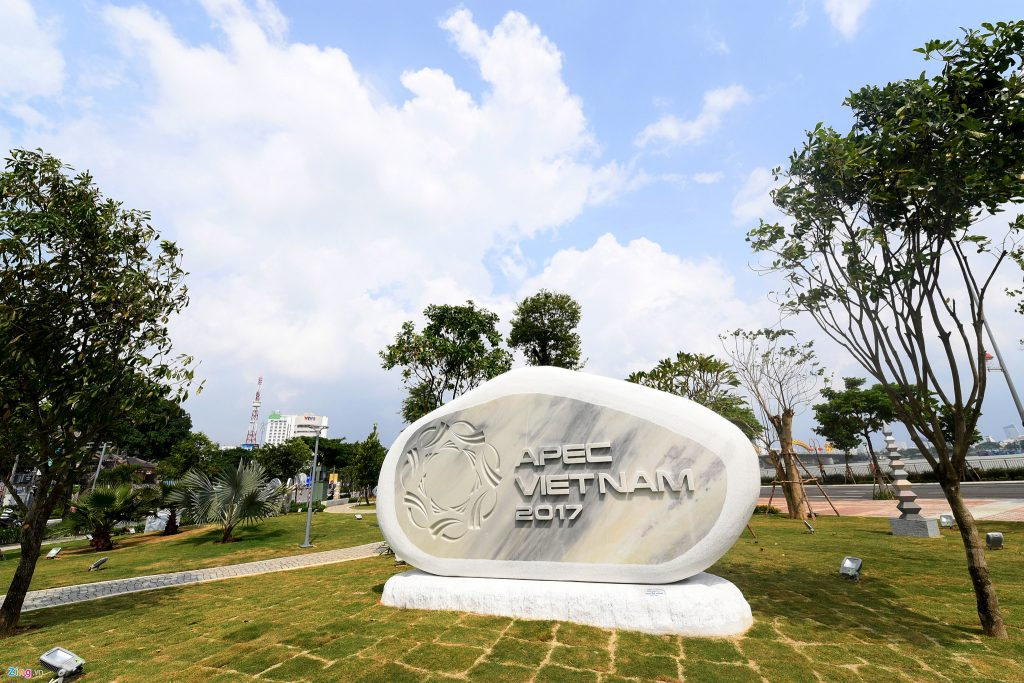 Green light given for expanding APEC Park and building public coastal park