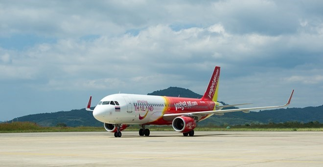 VIETJET AIR TO LAUNCH DA NANG-BANGKOK DAILY FLIGHT ON 15 OCTOBER 2018