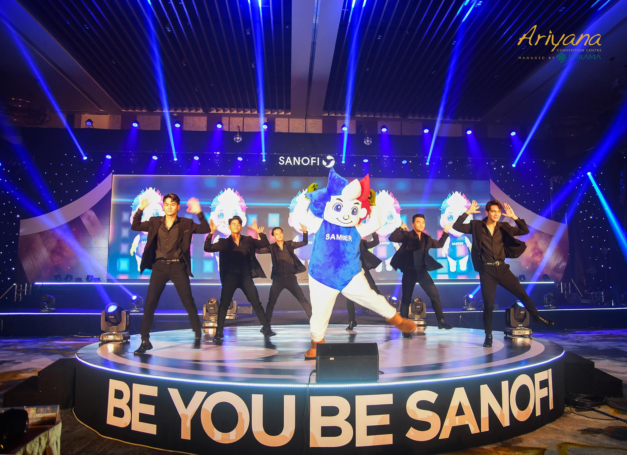 SANOFI ANNUAL MEETING 2019: LIVE YOUR PRIDE