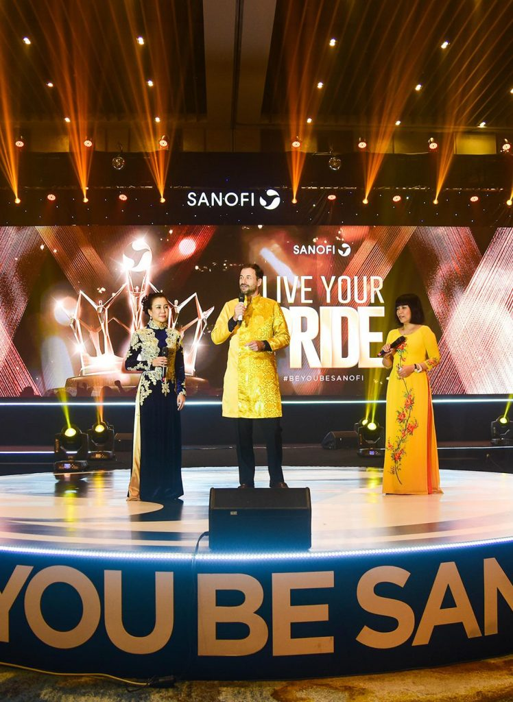 SANOFI ANNUAL MEETING 2019: LIVE YOUR PRIDE
