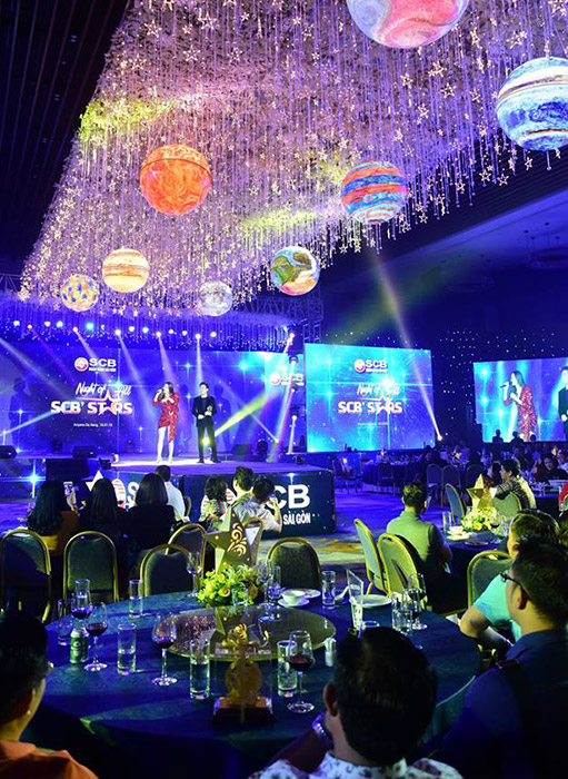 SCB GALA DINNER: NIGHT OF ALL SCB' STARS