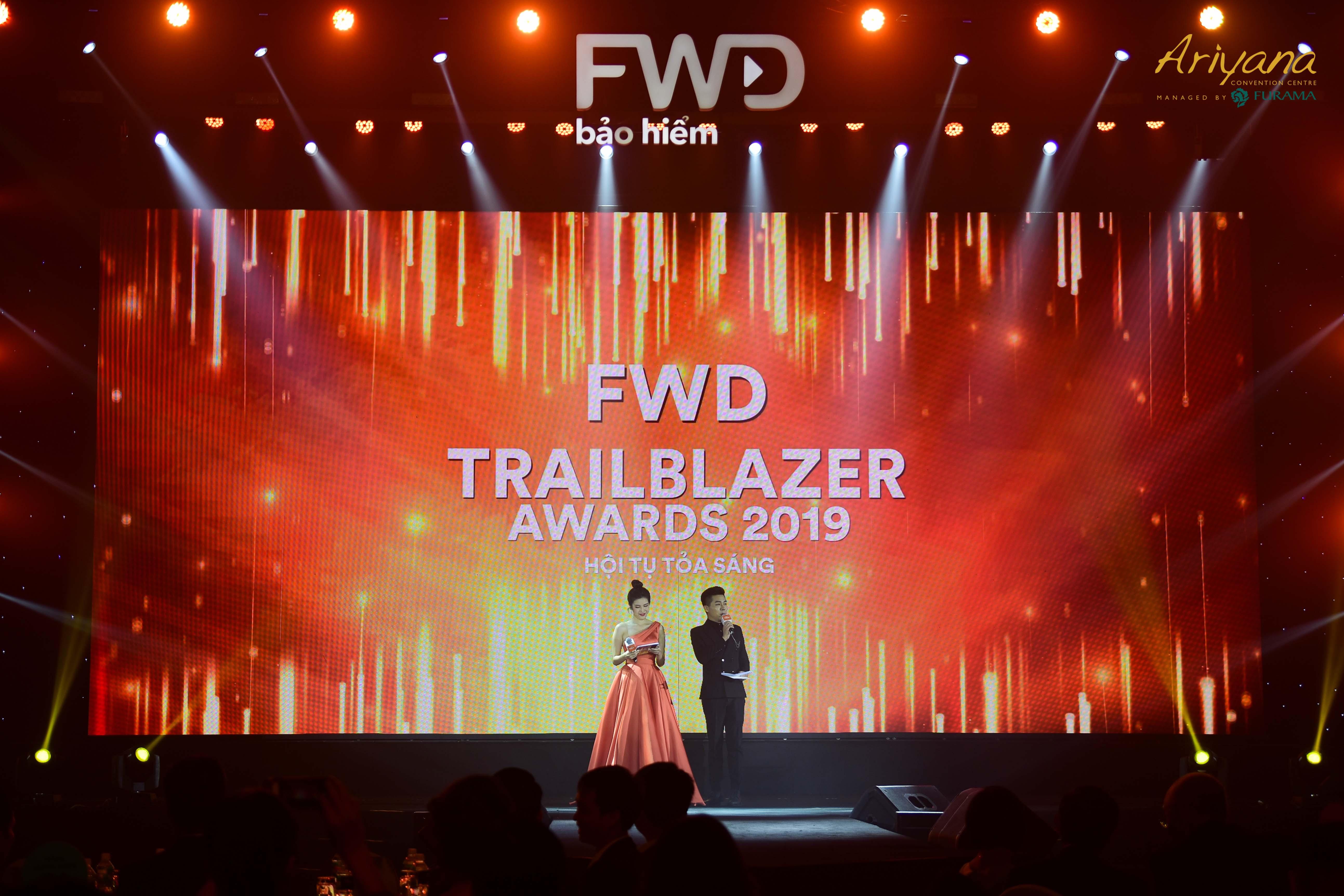 FWD TRAILBLAZER AWARDS 2019