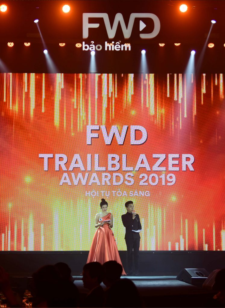 FWD TRAILBLAZER AWARDS 2019
