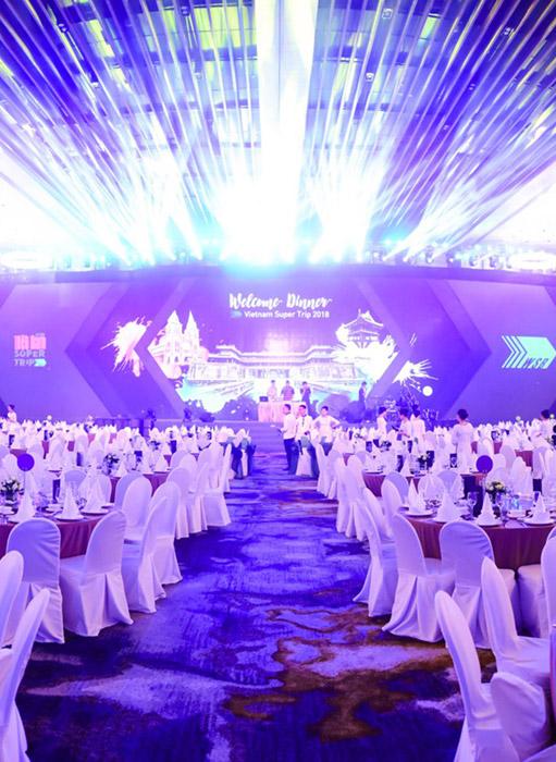 월드 시스템 빌더(WSB) 2,000명 참석 행사