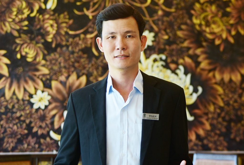 Meet The Team – Mr. Le Vinh Toan (Assistant ACC Manager)