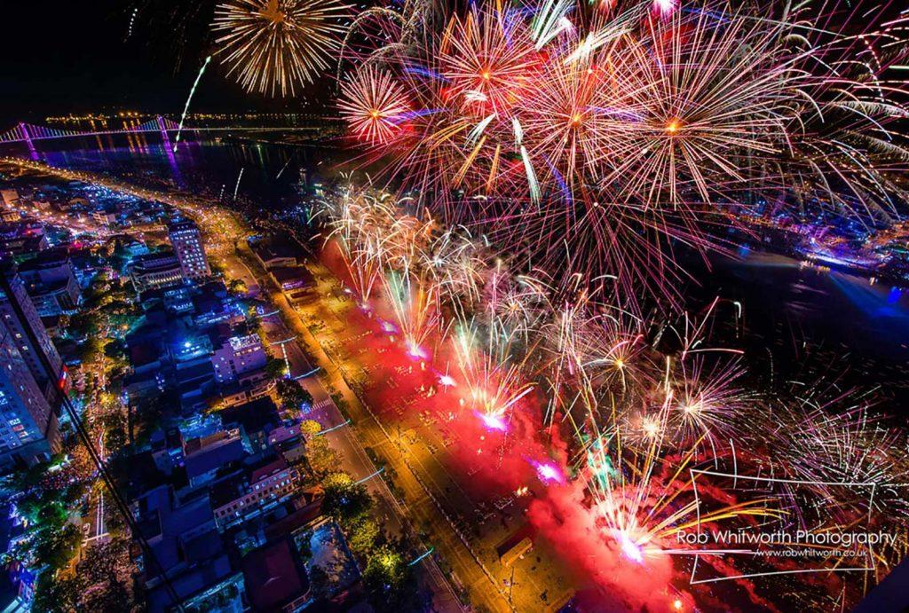 Danang International Fireworks Festival 2019 (DIFF 2019)