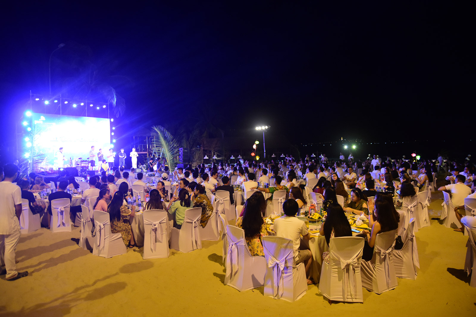 PWC VIETNAM 25TH YEARS CEREMONY AT ARIYANA CONVENTION CENTRE