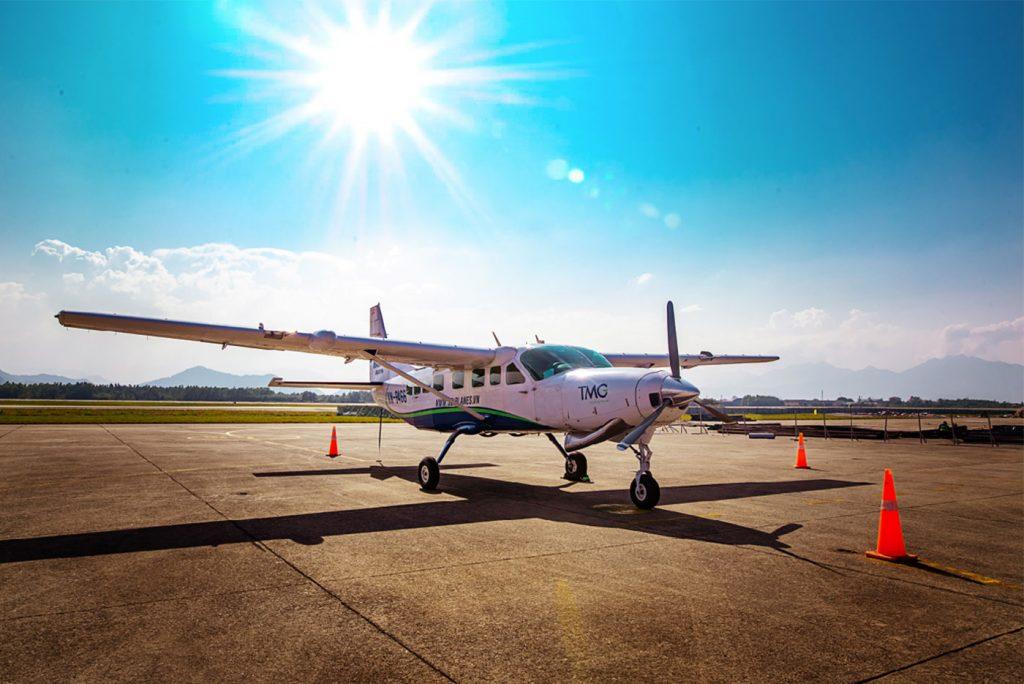 Hàng không Hải Âu mở đường bay mới Đồng Hới – Đà Nẵng