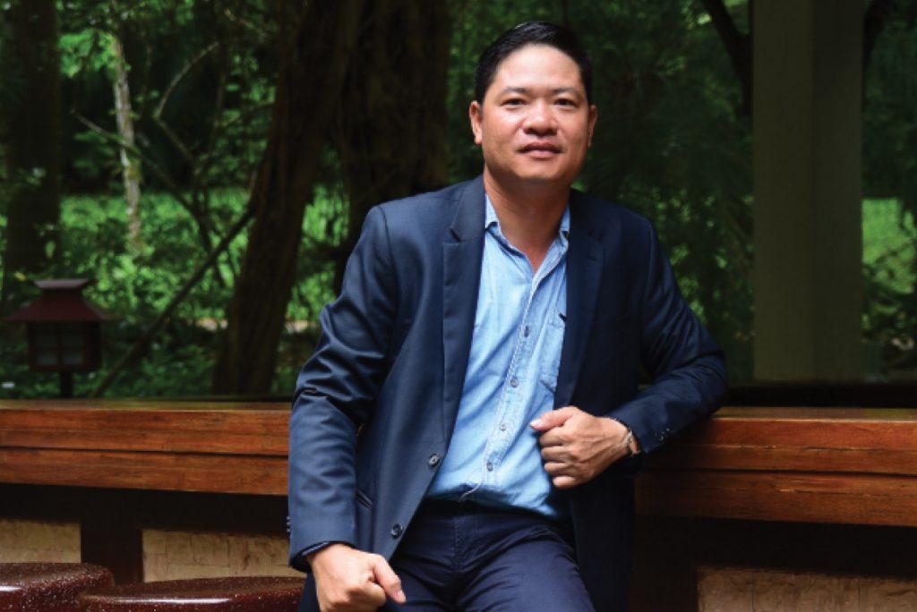 Gặp gỡ chuyên gia: Anh Nguyễn Thành Sơn (Giám đốc Nghệ thuật & Trang trí)