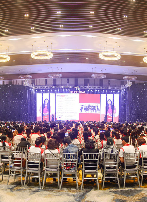 プルデンシャルベトナム|ビジネス戦略会議2019