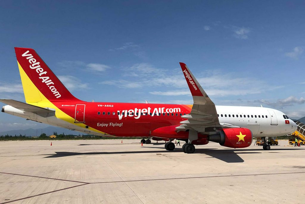 Vietjet Air Commences New Danang – Haneda (Japan) And Danang – Taipei Routes In Fourth Quarter 2019