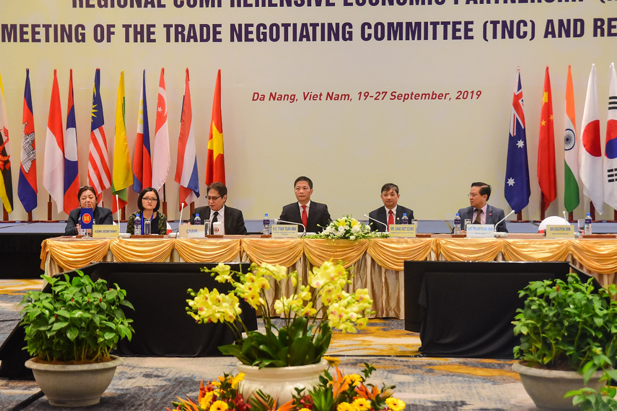 28TH MEETING OF TRADE NEGOTIATING COMMITTEE FOR RCEP