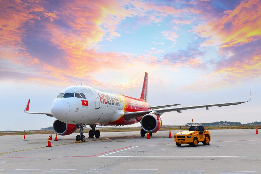 Vietjet Air To Launch 2 New International Routes From Da Nang To Hongkong And Singapore
