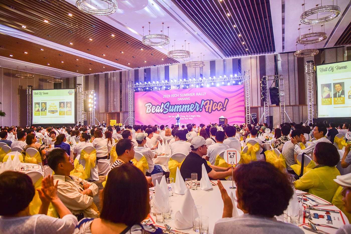 RICH & CO.: RICH SUMMER RALLY IN DANANG