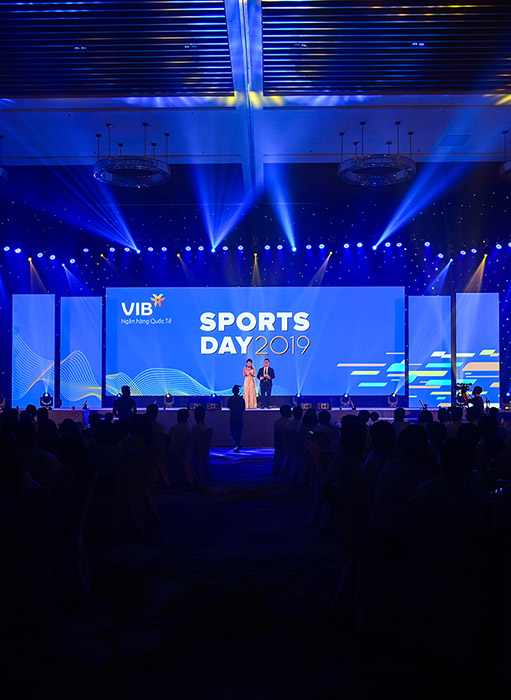 VIETNAM INTERNATIONAL BANK (VIB) SPORTS DAY 2019 GALA LUNCH