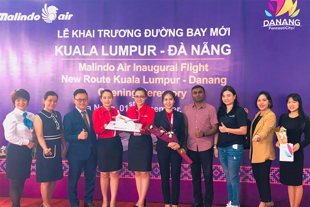 Malindo Air Unveils Da Nang As Third Destination In Vietnam