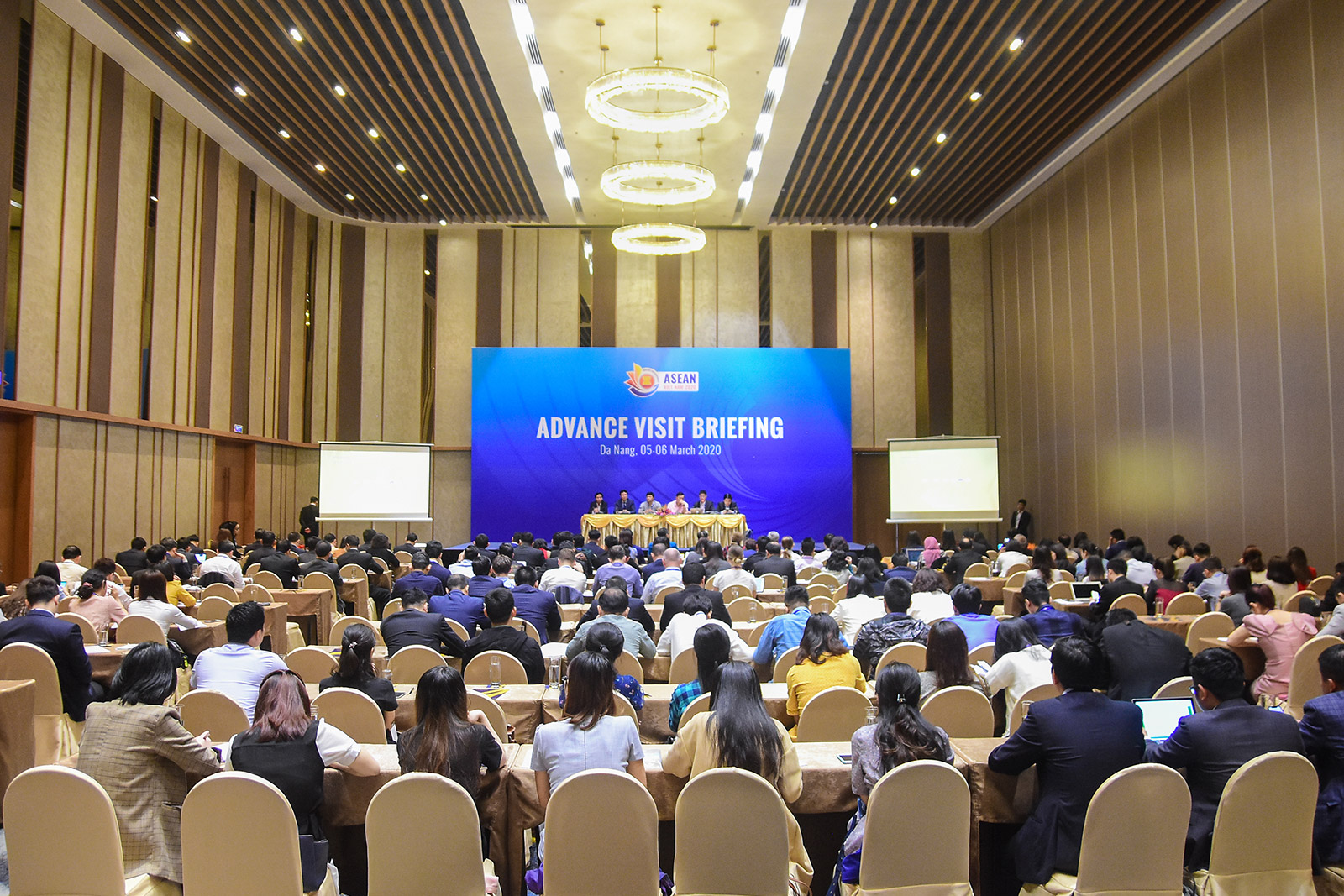 2020 ASEAN SUMMITS IN DANANG: ADVANCE VISIT BRIEFING