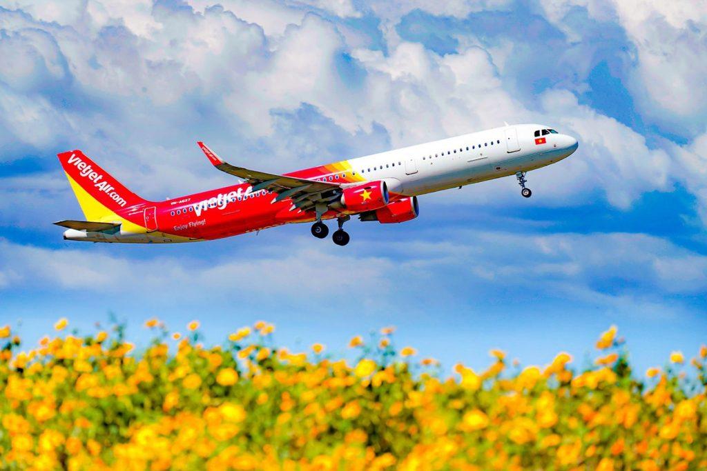Vietjet re-operates some international flights